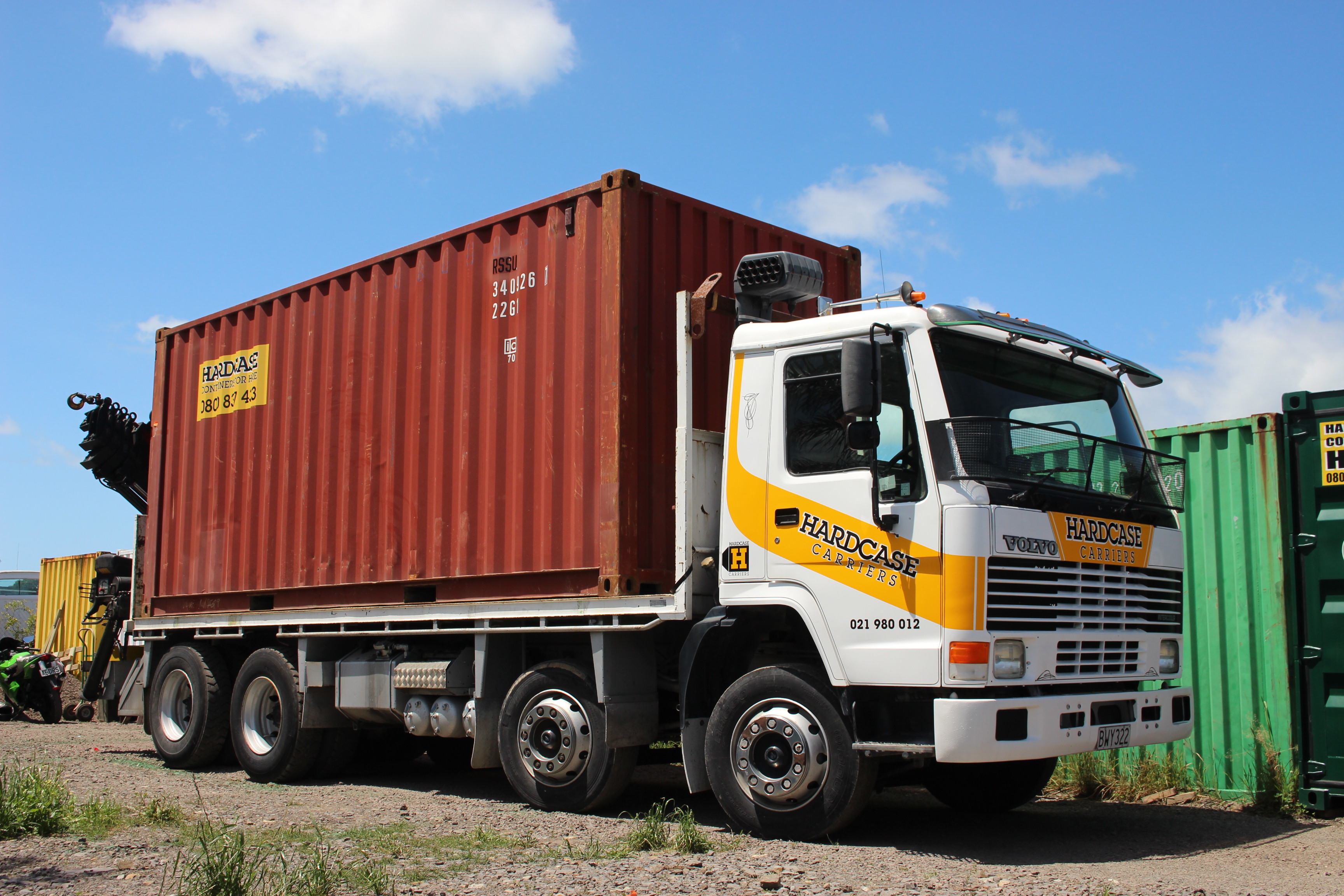 North Shore Container Hire for the best container rental deals in Takapuna